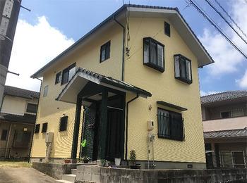 広島市 K様邸 外壁塗装工事