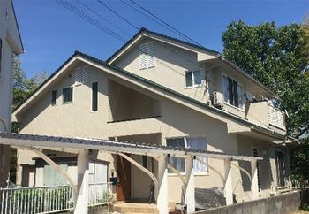 広島市西区 N様邸 外壁塗装工事
