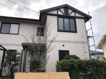 広島市佐伯区 S様邸 外壁塗装・屋根工事